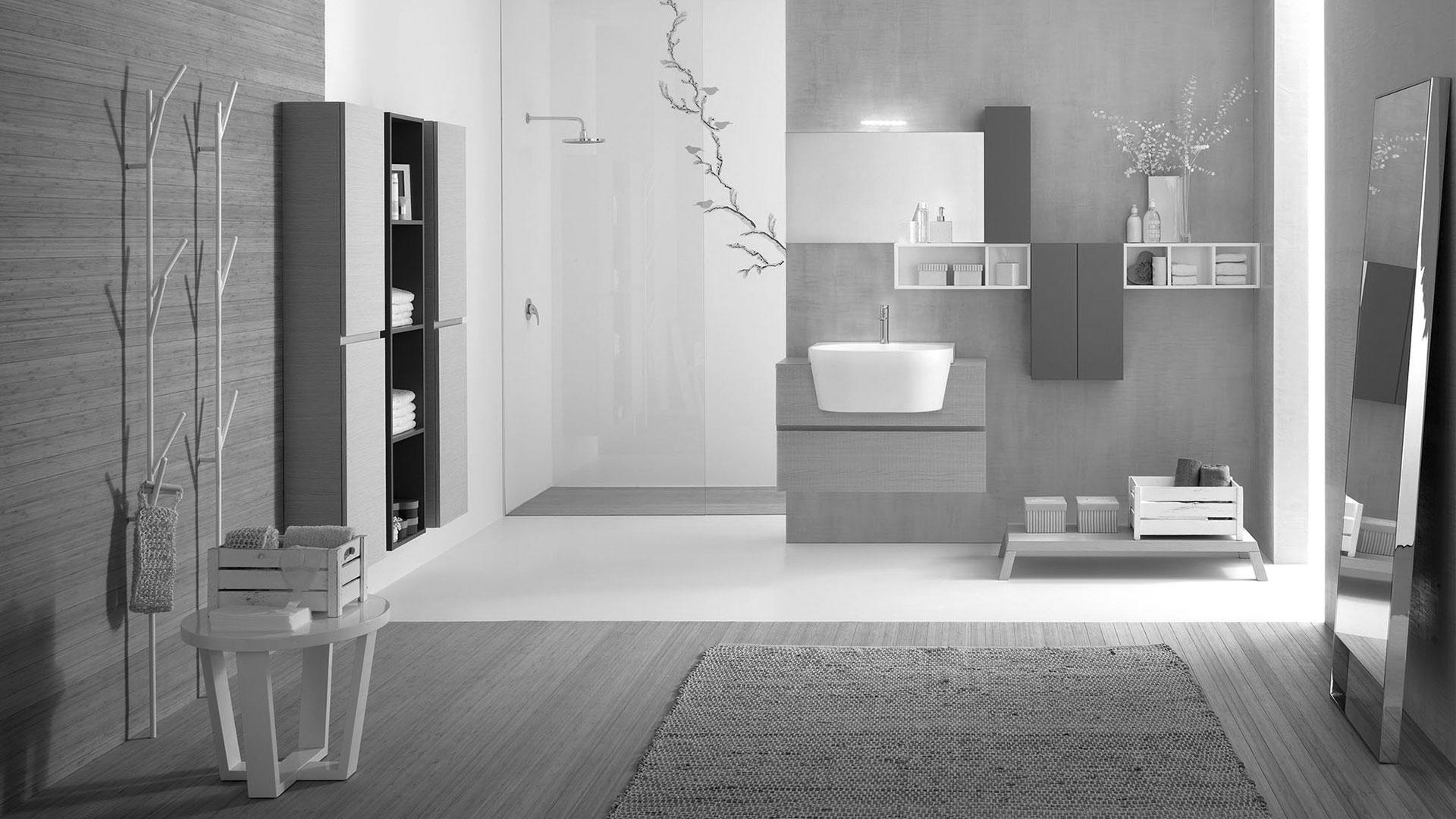 Arredo bagno design centocelle roma for Aziende arredo bagno design